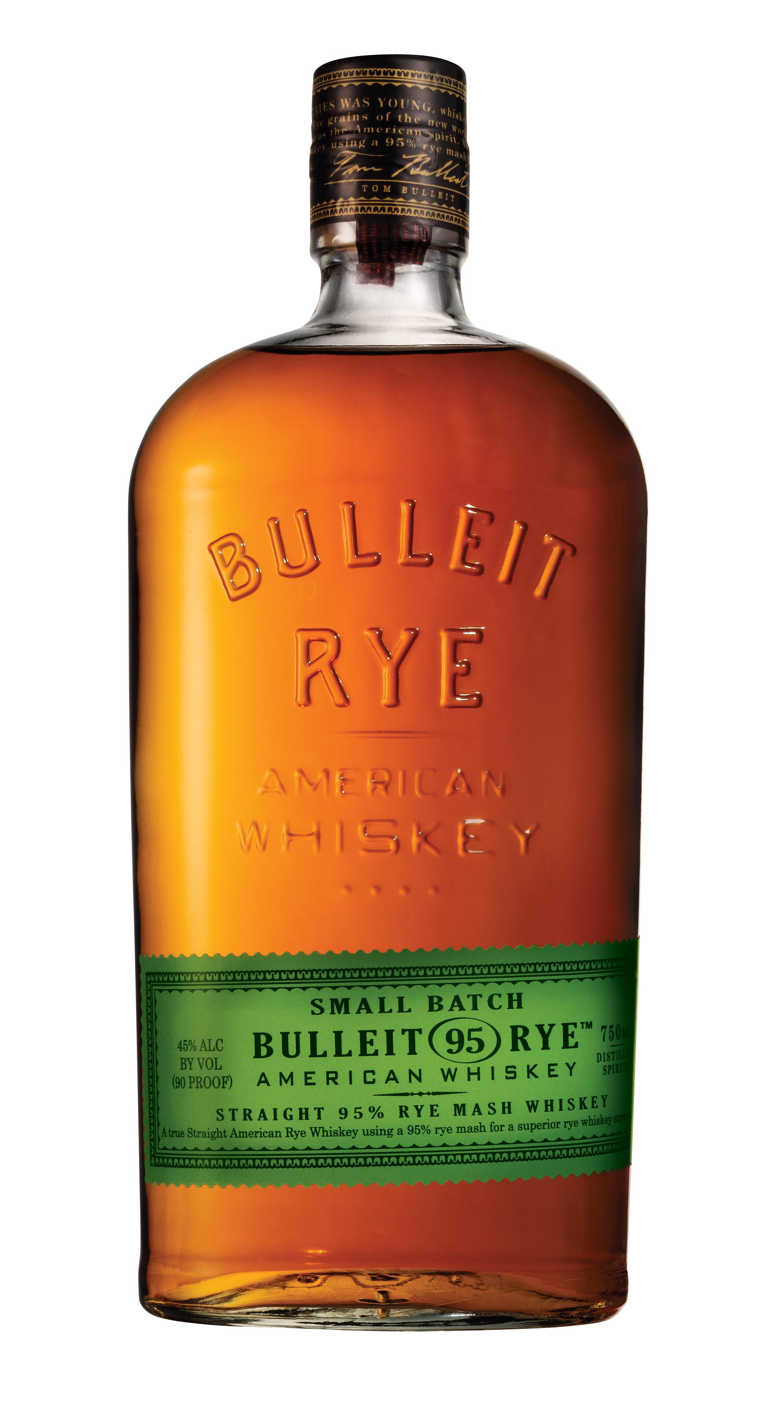 Bulliet Bargain Bourbon