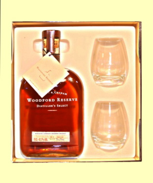 Woodford Reserve Drinking Glasses