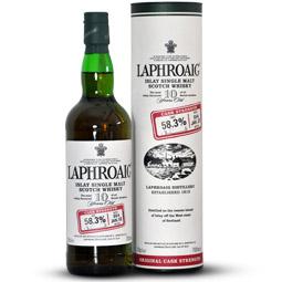Laphroaig 10 yr Cask Strength