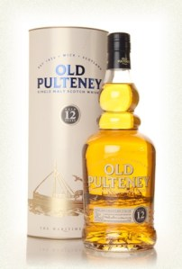 With the sea in the background, Old Pulteney has one of the most visually appealing bottles coming out of Scotland.